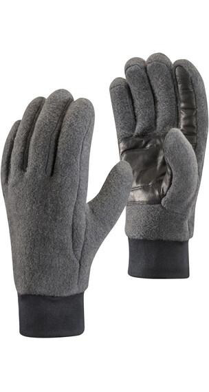 Black Diamond Heavyweight Wooltech Gloves Slate